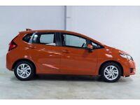 Honda JAZZ I-VTEC SE (orange) 2016
