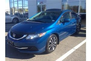 2014 Honda Civic EX POWER ROOF*SPOILER*ONE OWNER