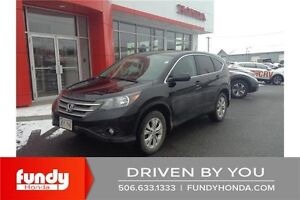 2013 Honda CR-V EX REMOTE START - ONE OWNER - ACCIDENT FREE!