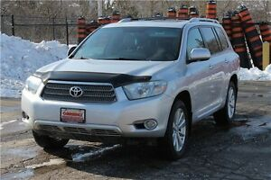 2008 Toyota Highlander Hybrid Limited | 4x4 | NAVI | CERTIFIED