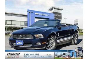 2012 Ford Mustang V6 Premium Safety & E-Tested