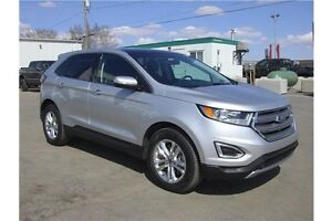 2015 Ford Edge SEL $245 bi-weekly before applicable taxes o.a.c.