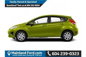2012 Ford Fiesta SES -
