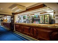 Bar Staff (3 vacs) - weekend - part time 8-24 - full time hours 24+