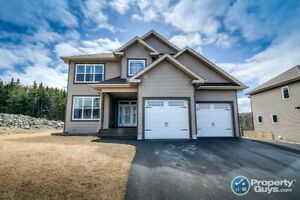 Simply remarkable 4 bed/3.5 bath, fully developed, open concept