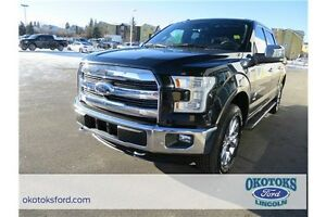 2015 Ford F-150 King Ranch Loaded King Ranch, very low kms