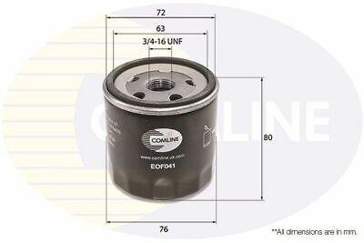 Oil Filter FOR TALBOT SUNBEAM 1.6 77->81 CHOICE1/2 Petrol SIMCA SUNBEAM Comline