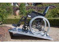 Brand New Lightweight Folding Wheelchair Ramp - Mobility Scooter Light Weight Disabled Access Ramps