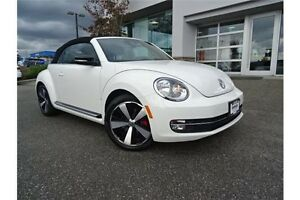 2014 Volkswagen The Beetle 2.0 TSI Sportline