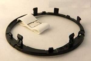 CORNICE-GHIERA-CUFFIA-CAMBIO-FIAT-500-ORIGINALE-plastica-gear-boot-ring-genuine