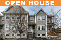 OPEN HOUSE! Immaculate Townhouse is Tucked in a Quiet Corner