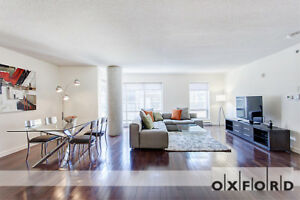 Corporate Stay- Furnished 1 Bedroom Suite in Downtown Montreal