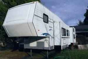 2004 Komfort Trailblazer T27FBS 5th Wheel