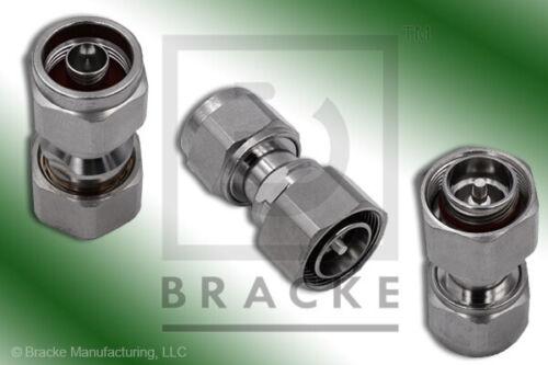 N Male to 4.3/10 Din Male Low Pim Adapter BRACKE BM50902