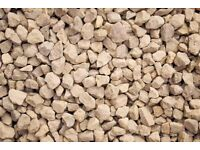 Decorative garden and driveway chips stones / gravel