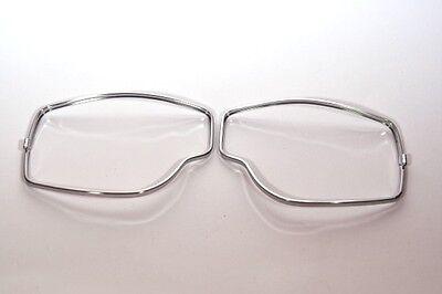AVIATOR Brillenrahmen Farbe Chrom Leon Jeantet  für Aviator Brille T1 , T2 , T3