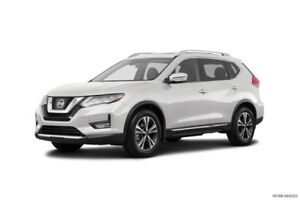 LEASE TAKE OVER 2017 NISSAN ROGUE SL PLATINUM , $526,29/mo