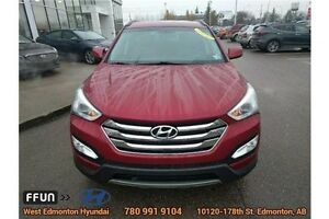 2013 Hyundai Santa Fe Sport AWD bluetooth Heated steering wheel Edmonton Edmonton Area image 3