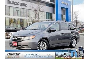 2014 Honda Odyssey EX-L SAFETY AND E-TESTED