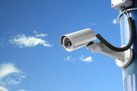 Security Cameras( IP, Analog, PTZ) Delivery & Installation