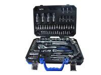 """BERGEN Tools 94pc 1/4"""" & 1/2""""dr Socket Set"""