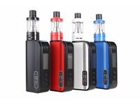 Genuine CoolFire IV TC 100 Temperature Control Vaping System With Tank BLACK/SILVER/WHITE/BLUE/RED