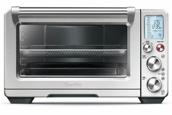the smart oven air bov900bss toaster oven
