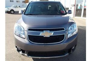 2012 Chevrolet Orlando LTZ LTZ*Leather*LOW KM*7 Passanger Regina Regina Area image 10