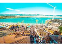 2 HIDEOUT CROATIA TICKETS FOR SALE *REALLY CHEAP*