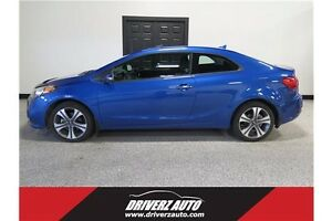 2014 Kia Forte Koup 2.0L EX JUST ARRIVED!