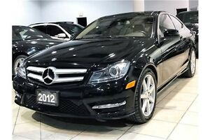 2012 Mercedes-Benz C350 Coupe NAV | AMG | DRIVE-ASSIST | LOADED!