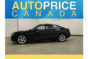 2013 Audi A5 2.0T Premium NAVIGATION|AWD|LEATHER|MOONROOF|XENON