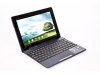 Asus Transformer Pad TF300T 32GB Tablet + detatchable keyboard + neoprene case