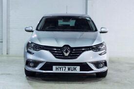 Renault MEGANE DYNAMIQUE S NAV DCI (grey) 2017