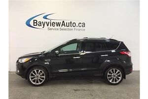 2015 Ford ESCAPE SE- 4WD! ECOBOOST! CHROMES! HITCH! SYNC! Belleville Belleville Area image 1