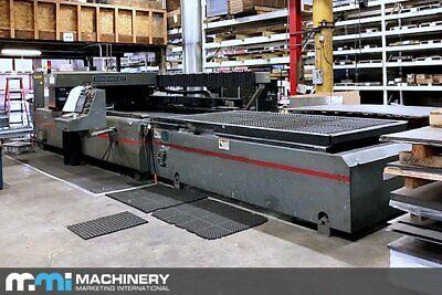 2005 Cincinnati Cl-6 Laser Cutting Machine 2000 Watt