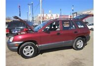 2003 HYUNDAU SANTE FE 1ST $2999 GETS IT 306-242-1777