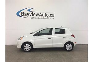 2015 Mitsubishi MIRAGE - AUTO! A/C! BLUETOOTH! GAS BUDDY!