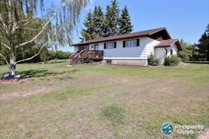 Private 10.87 acre Marwayne acrage, 25 mins from Lloydminster