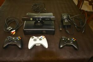 X Box 360 with Kinect Module Price Reduced