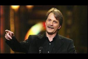 JEFF FOXWORTHY/LARRY THE CABLE GUY - FLOOR SEATS - CTC - APR 6