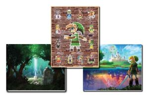Club Nintendo - Limited Edition Link Between Worlds Poster Set