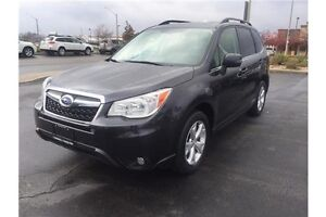 2014 Subaru Forester 2.5i Limited Package Limited Model Leath...