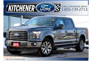 2016 Ford F-150 /4WD/SIRIUS/CAMERA/NAVI/TOW PKG/RMT START