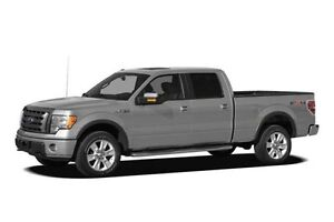 2012 Ford F-150 XLT Trailer Tow.
