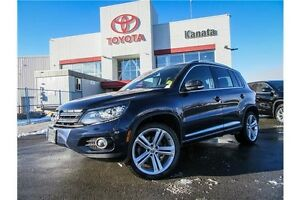 2015 Volkswagen Tiguan 2.0Tsi Highline 4Motion+Leather
