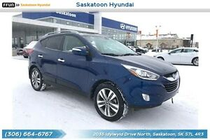 2014 Hyundai Tucson Limited AWD *** LEATHER HEATED SEATS ***...