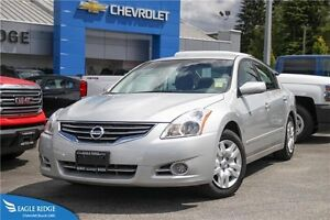 2012 Nissan Altima 2.5 S push button start and air conditioning