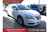 2014 Nissan Sentra 1.8 S w/ Power Accessories & A/C