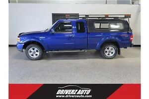 2006 Ford Ranger 4X4, EXTENDED CAB, NO ACCIDENTS